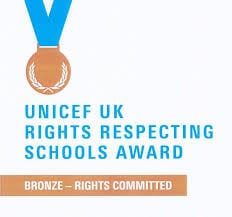 bronze Rights Respecting award